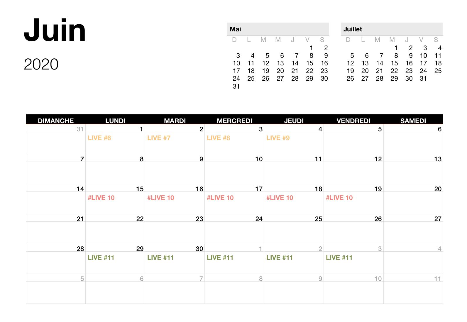 Juin - 2020
